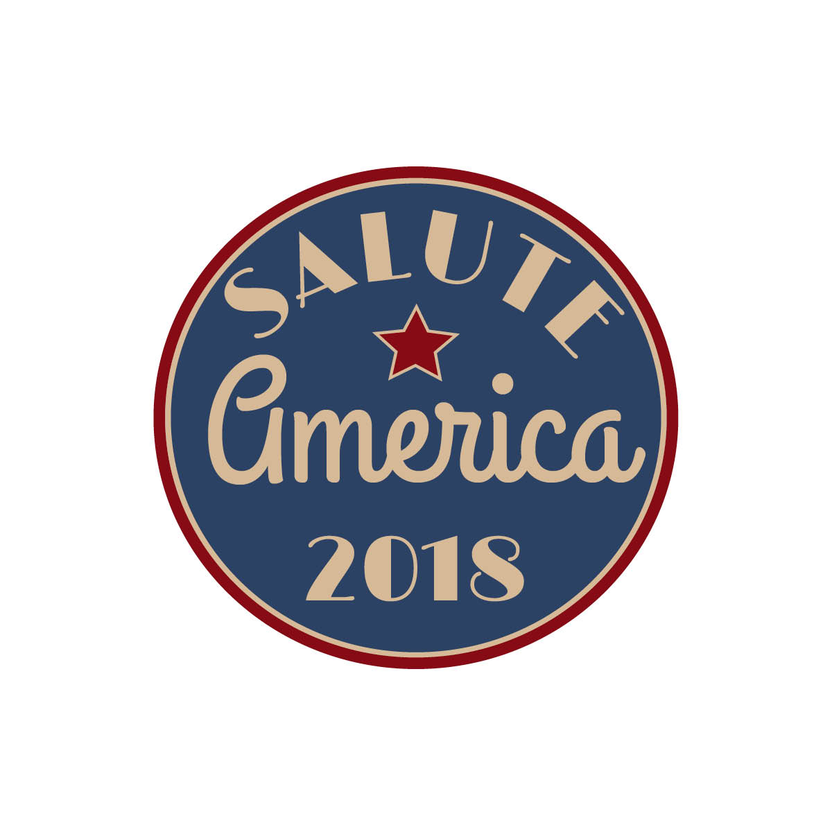 Join us at Salute America 2018